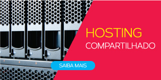 Banner Home Hosting Compartilhado