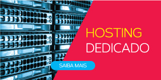 Banner Home Hosting Dedicado