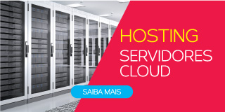 Banner Home Hosting Servidores Cloud